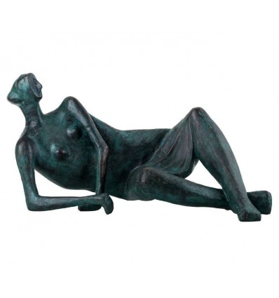Reclinng Woman by Henry Moore